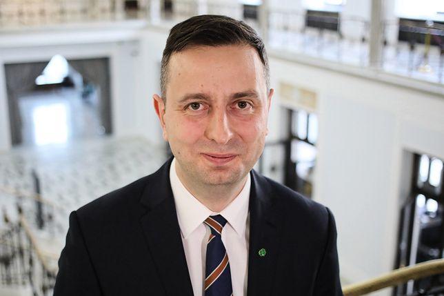 Władysław Kosiniak-Kamysz został ojcem. Pochwalił się zdjęciem córeczki