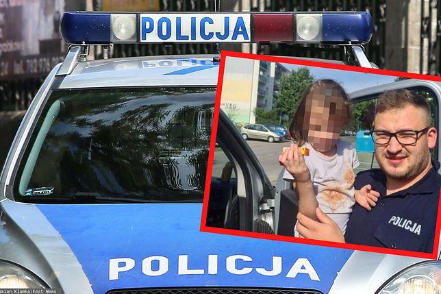 6-latka dojechała pociągiem ze Zgierza do Łodzi. W tym czasie jej matka spała pijana