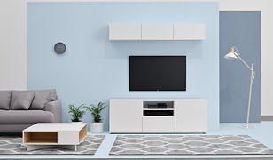 Postaw telewizor tak, by nie męczyć wzroku