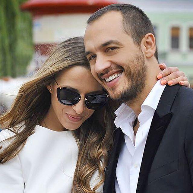 Ewa Chodakowska i Lefteris Kavoukis są parą od lat ośmiu, małżeństwem - od pięciu