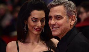 Amal i George Clooney: druga rocznica ślubu