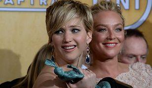 Jennifer Lawrence zaskoczona nagrodą BAFTA