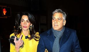 Dwa słowa o Amal Clooney sprawiły, że zostali oskarżeni o seksizm