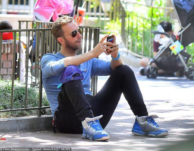 """Chris Martin po rozwodzie: """"Czułem się bezwartościowy"""""""