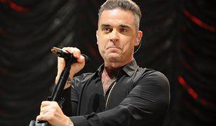 Robbie Williams cierpiał na agorafobię