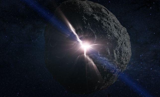Znowu nas straszą. Według naukowców w 2135 roku asteroida uderzy w Ziemię