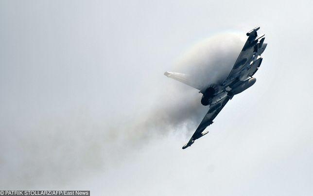 Niemcy: dwa myśliwce zderzyły się w powietrzu
