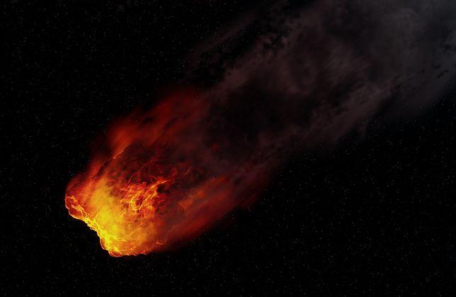 Nad Antarktydą 430 tys. lat temu eksplodował meteoryt. Naukowcy znaleźli dowody