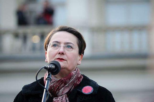 Joanna Jaśkowiak nie przyznaje się do winy