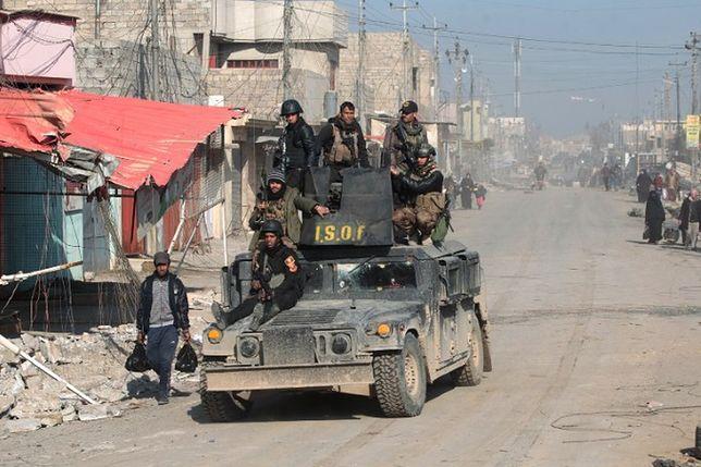 Mosul: następny sukces ofensywy przeciwko Państwu Islamskiemu