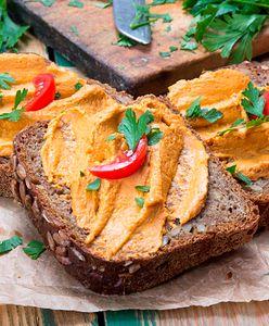 Warzywne pasty do kanapek. Smaczne, szybkie do zrobienia i bardzo zdrowe
