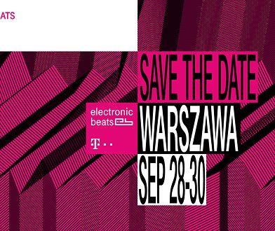 Śmietanka muzyki elektronicznej w stolicy. Nadchodzi T-Mobile Electronic Beats Festival
