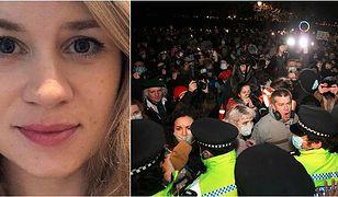Londyn. Policjant przyznał się do porwania i zgwałcenia kobiety. Ofiara nie żyje