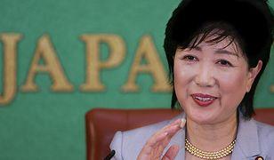 Yuriko Koike: walcząc o czystą olimpiadę
