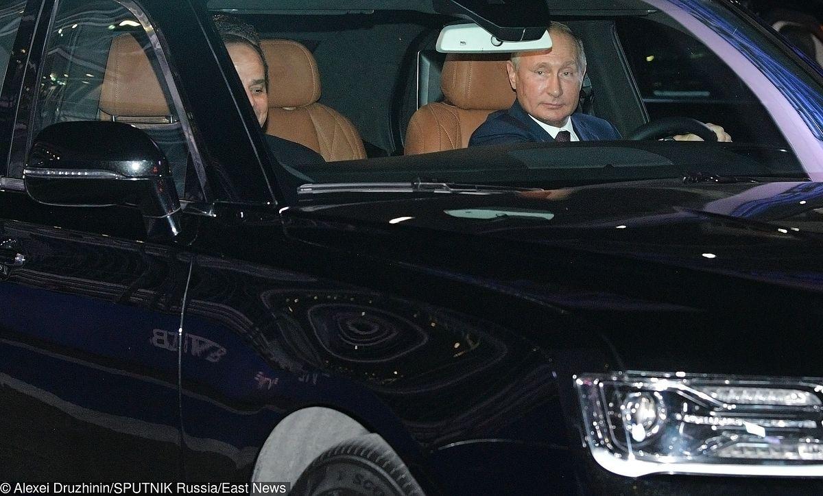 Limuzyny Putina na sprzedaż. Za jedną trzeba zapłacić 600 tys. zł