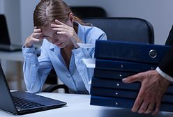Ponad połowa Polaków często stresuje się w pracy