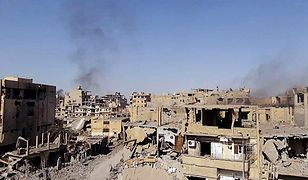 Zamach bombowy w Syrii - dziesiątki zabitych