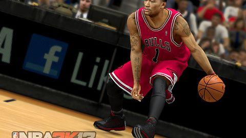 Demo NBA 2K13 w przyszłym tygodniu. Po raz pierwszy z grą przez sieć