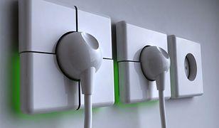 Bezpieczny kontakt z designem. Gniazdko elektryczne w kilku odsłonach