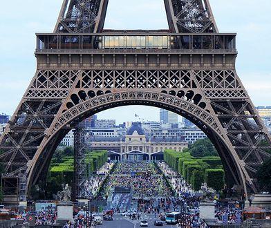 Szok w Paryżu. Zginęły 10-tonowe fontanny