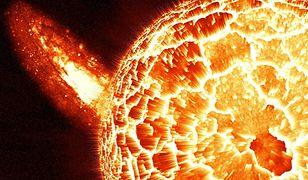 Słońce sparaliżuje Ziemię? Naukowcy zabrali głos