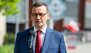Śląsk. Konferencja premiera Mateusza Morawieckiego