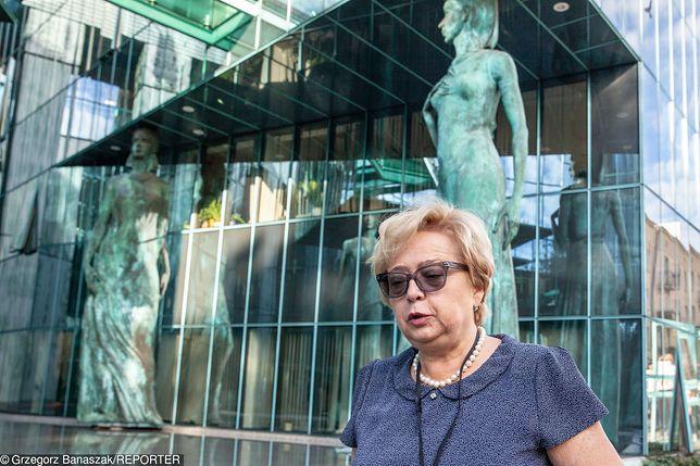 Małgorzata Gersdorf mówiła o spotkaniu z premierem