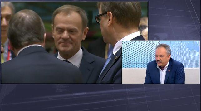 Marek Jakubiak: Tusk będzie prezydentem