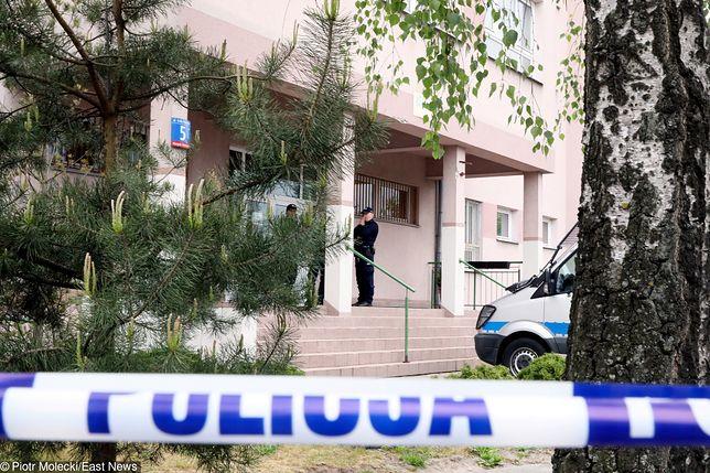 Zabójstwo w szkole w Wawrze. 15-latek pod obserwacją psychiatryczną