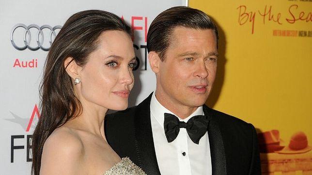 Angelina Jolie i Brad Pitt rozstali się w 2016 roku.