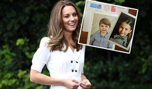 Prywatne zdjęcia Charlotte i Louisa. Księżna Kate i książę William mogą wam je wysłać