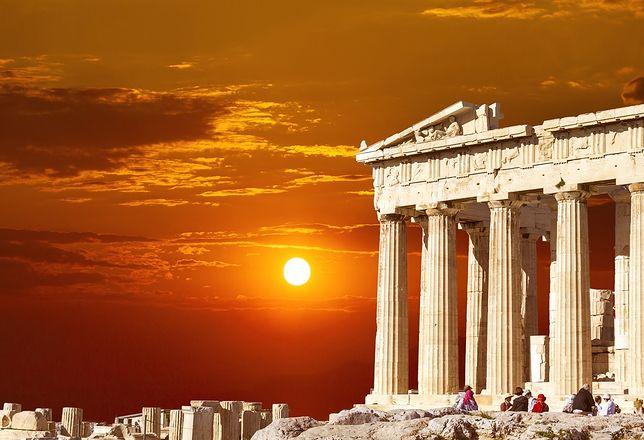 Starożytne zabytki Aten