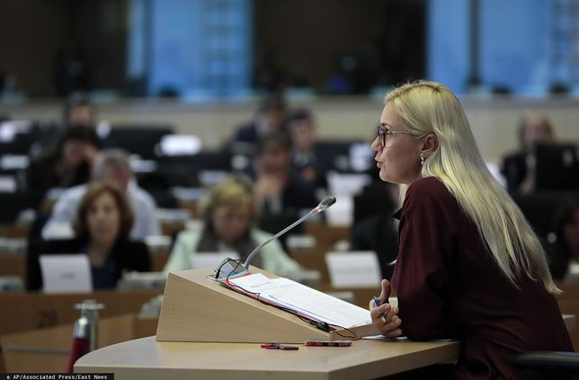 Europejska Komisarka ds. Energii Kadri Simson.