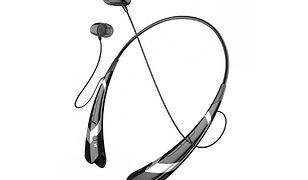 Bezprzewodowe słuchawki na szyję