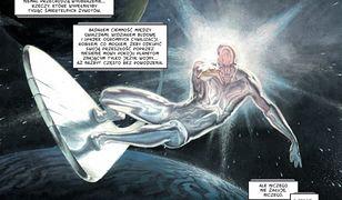 """""""Silver Surfer – Przypowieści"""" – recenzja komiksu wydawnictwa Egmont"""