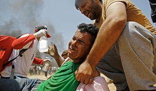 Masakra przyćmiła otwarcie ambasady USA w Jerozolimie. Hamas poprowadził ludzi na śmierć