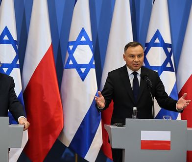 Górzyński: 75. rocznica wyzwolenia Auschwitz. Prezydent Izraela chce, by historię zostawić historykom. Powinien posłuchać własnej rady