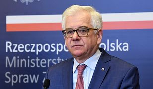 """Wróblewski: """"Prezesowi nie wyszedł eksperyment. Wyszedł Czaputowicz"""" [OPINIA]"""