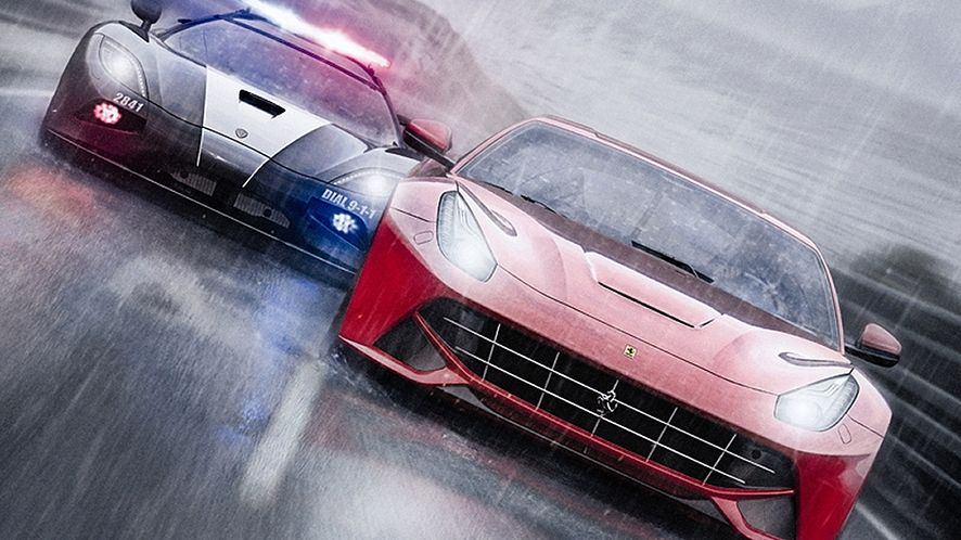 Need for Speed: Rivals — szybcy i chaotyczni