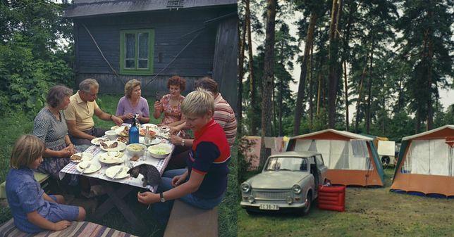 Czar wakacji w PRL-u nadal działa. Pochwalcie się zdjęciami z tamtego okresu
