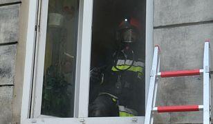 Śląskie. Dwie osoby zginęły w pożarach w Bytomiu i Knurowie