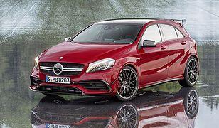 Nowy Mercedes Klasy A - delikatne zmiany