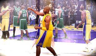 Kobe Bryant uhonorowany przez NBA2K20. Graczy powita specjalny ekran