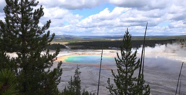 USA: W Parku Narodowym Yellowstone doszło do 11 trzęsień ziemi podczas jednej doby