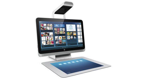 HP Sprout: najbardziej niesamowity komputer, jaki możesz dziś kupić w sklepie