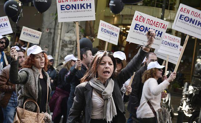 Grecja: dziennikarze narzekają na problemy z zatrudnieniem