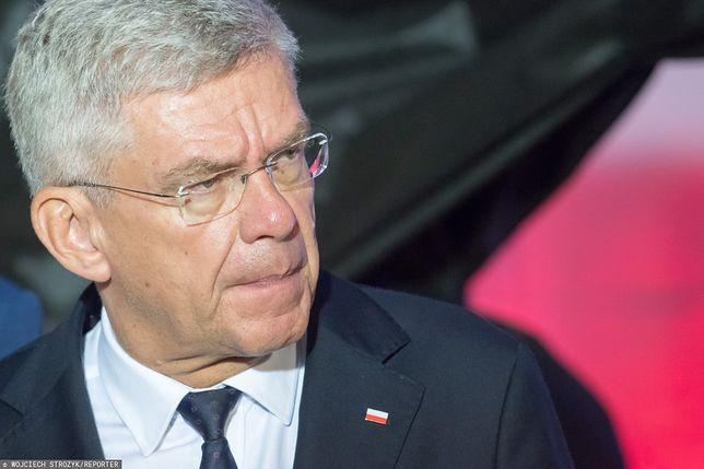 Marszałek Senatu Stanisław Karczewski w willi rządowej może mieszkać do końca roku