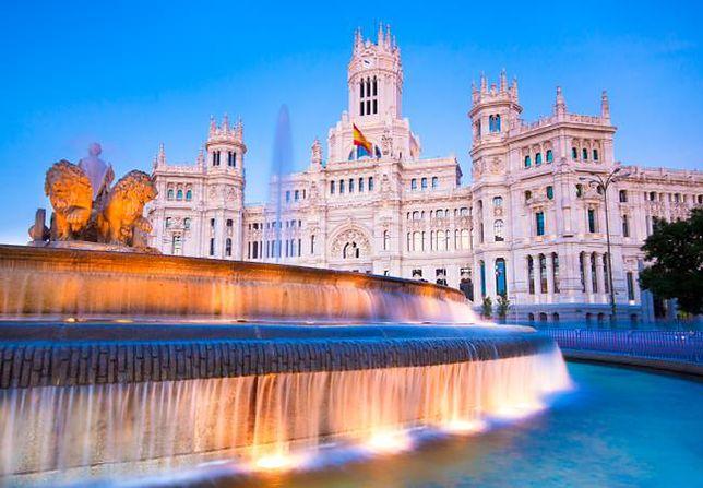 Miejsce 8. Madryt, Hiszpania