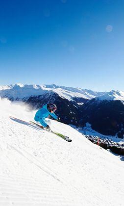 Bezpłatny skipass do każdego noclegu w Davos Klosters