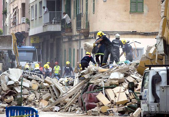 Niewyjaśniona eksplozja na Majorce - są zabici i ranni